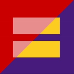 Equal Rights/Gay Marriage Rights - Equality Symbol