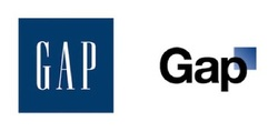 Logogate: the new Gap logo.