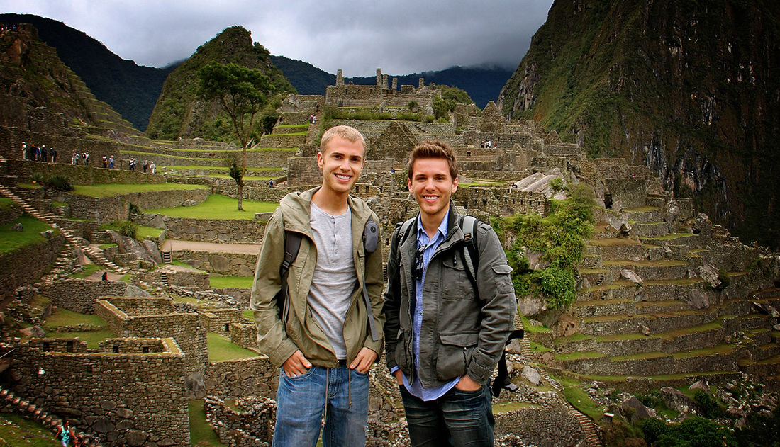 Shane Bitney Crone and Tom Bridegroom, the cutest couple ever.  Bridegroom is a documentary about their unparalleled love story.