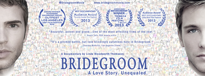 Bridegroom - The Movie.  A love story.  Unequaled.