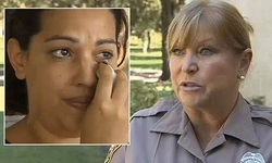 A Mom (Jessica Robles), Down On Her Luck, Is Helped By The Cop (Officer Vicki Thomas) Sent To Arrest Her