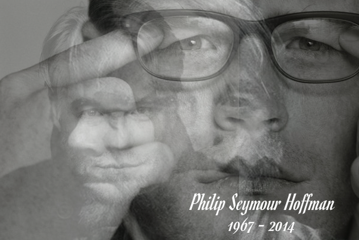 Philip Seymour Hoffman  July 23, 1967 - February 2, 2014