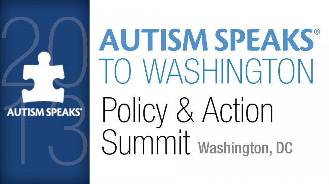 Autism Speaks To Washington - November 12-14