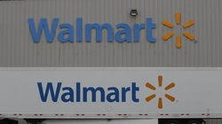 Walmart was host to throngs of shoppers on Saturday, October 12, 2013.